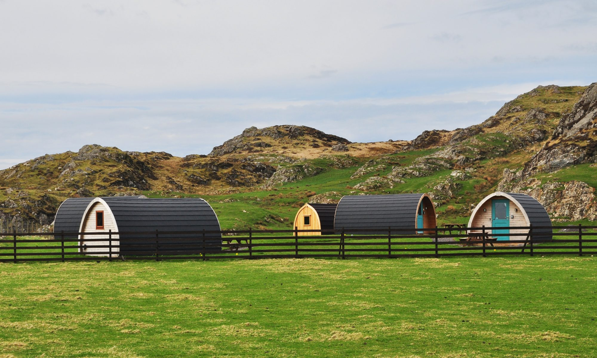 PODS Cornwall glamping pods 2000x1200 - Pods Cornwall - Garden Offices, Dens and Studios